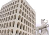 La Rome de Mussolini – Quartier de l'EUR