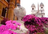 La Rome d'Audrey Hepburn