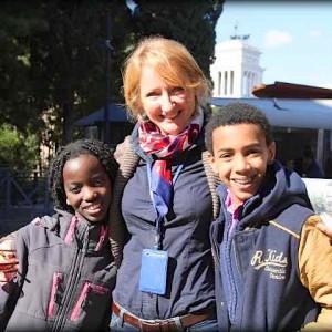visiter Rome avec des enfants