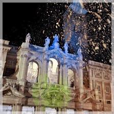 Santa Maria Maggiore, rievocato il miracolo della nevicata a Roma