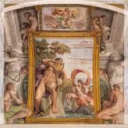 La galerie des Carraches retrouve sa splendeur.