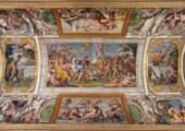 La Galerie des Carraches au Palais Farnèse