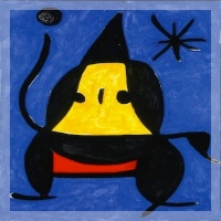 Joan Miro sans titre 1978