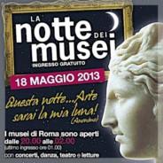 Samedi 18 mai : une nuit aux musées